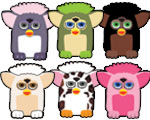 Furby Adult Generation 3